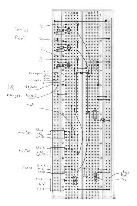 CISC 485 Mechatronics