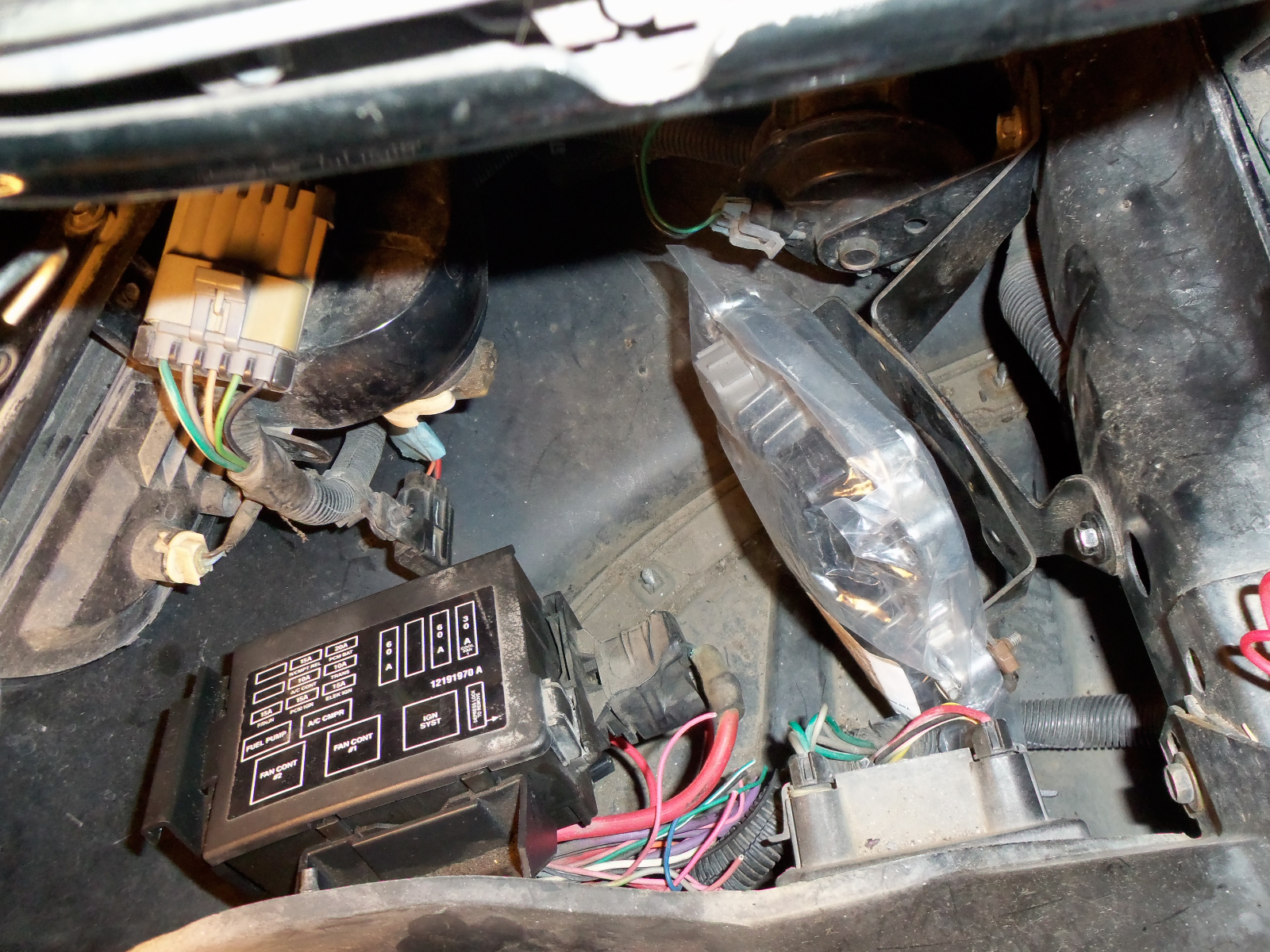 ls swap standalone fuse panel '92 lt1-c4 to l92/l99-t56 swap started - page 2 ...