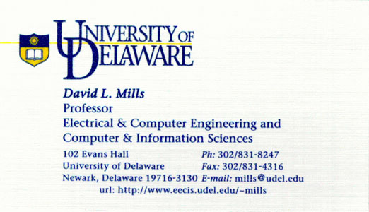 David L. Mills, PhD, Professor