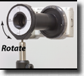 A Rotational Stereo Model Based on XSlit Imaging
